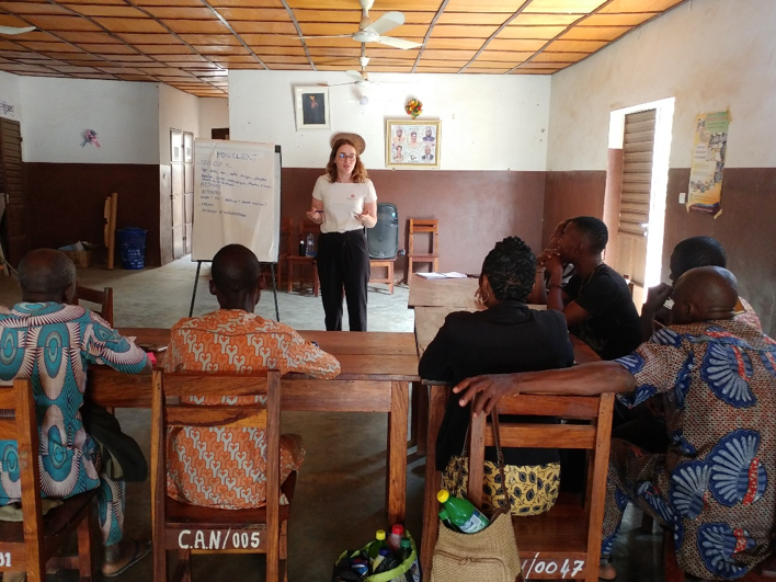 [Portrait] : Gwenaëlle, partie au Bénin en 2020
