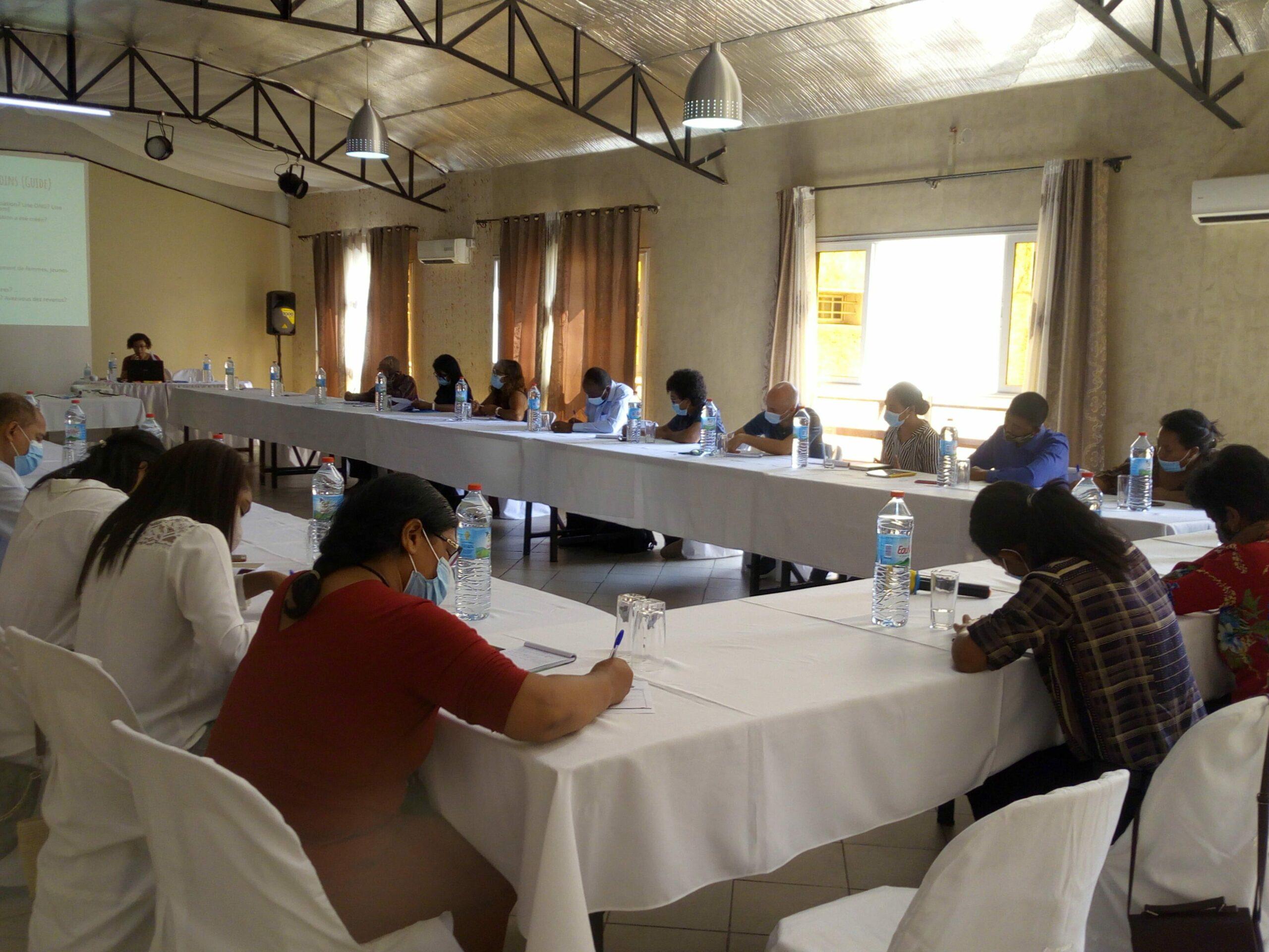 Planète Urgence à Madagascar: rencontre des partenaires locaux lors de l'atelier annuel