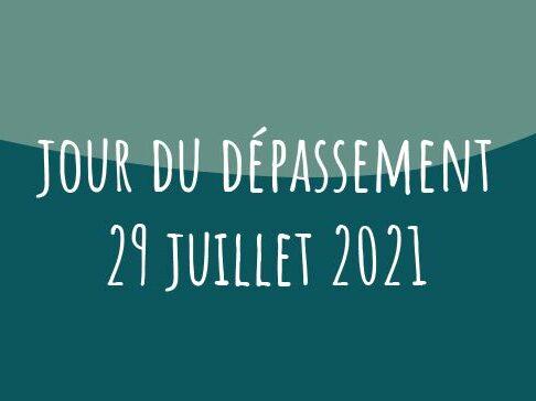 Jour du dépassement 2021