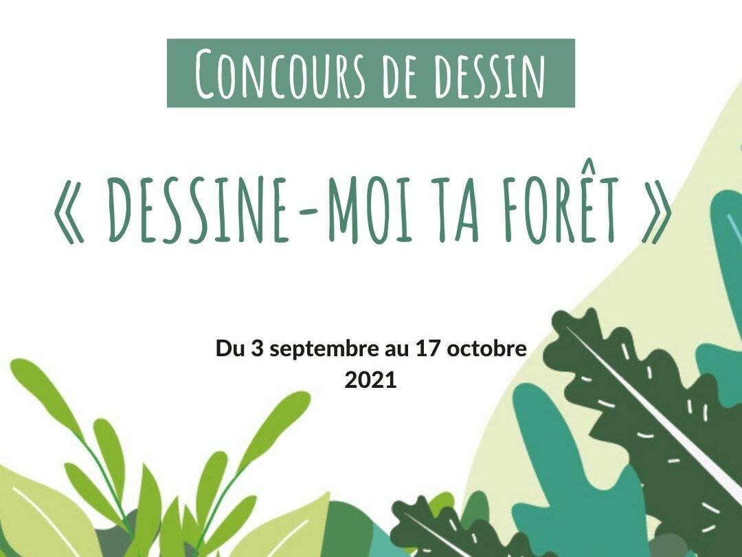 [Concours de dessin] Et si les enfants rendaient hommage à nos forêts ?